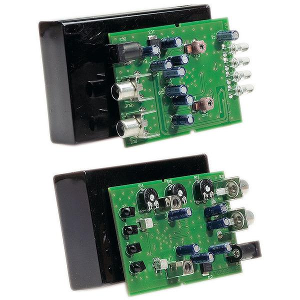 Stereo-IR-Übertragungssystem SIR 1000 Teil 1/2