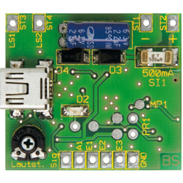 Mini-USB-Sound-Modul MSM 1