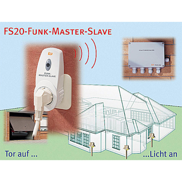 FS20-Funk-Master-Slave FS20 FMS