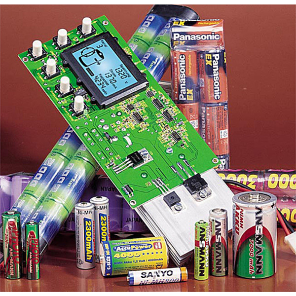 Akku-Lade-Controller ALC 100 Teil 2/2