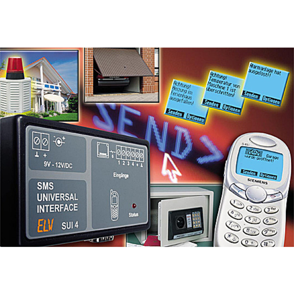 SMS-Universal-Interface SUI4