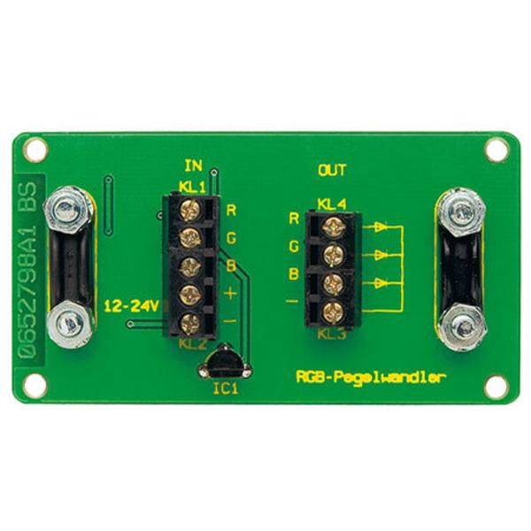 Pegelwandler für Mini-RGB-/RGB-300-Farbwechsler