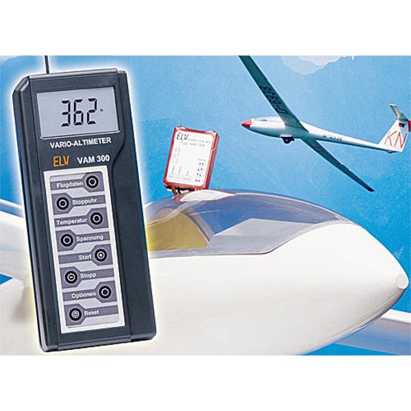 Modellbau-Telemetriesystem VAT300/VAM300 Teil 1/2