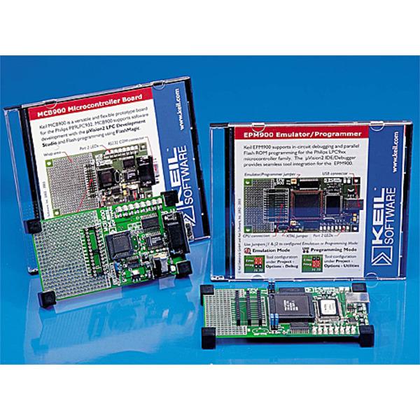 Entwicklungssystem für Philips LPC900-Controller