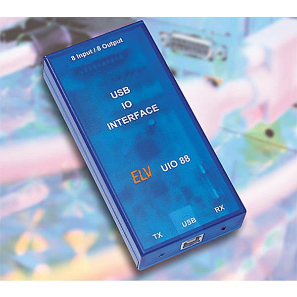 USB-I/O-Interface UIO88