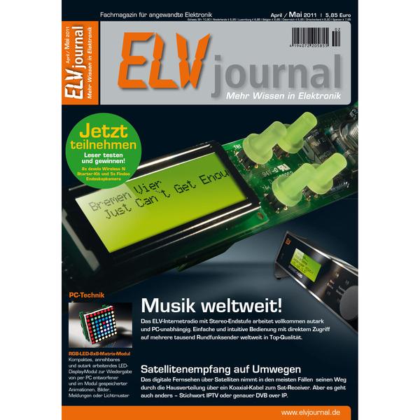 ELVjournal Ausgabe 2/2011 Digital (PDF)