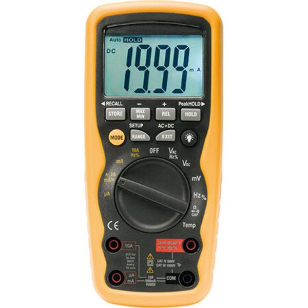 Leser testen das Digital-Multimeter DM9299