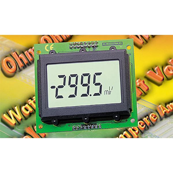 Universal-Panel-Meter mit digitaler Schnittstelle UPM200