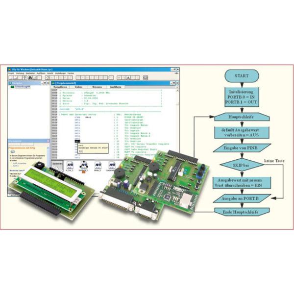 Mikrocontroller-Einstieg mit myAVR Teil 3/7
