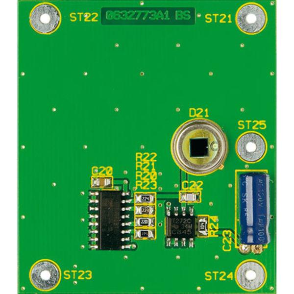 Hausschaltsystem HS485 Lux-Sensor HS485 LX1