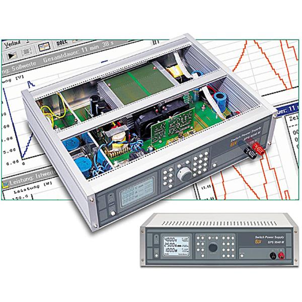 1000-VA-Prozessornetzteil SPS9540 Teil 3/4