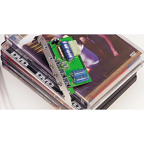Nachbrenner - PC-Audioverstärker PAV6