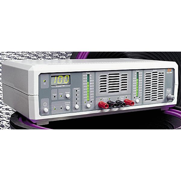 Audio-Dummy-Load mit Leistungsanzeige ADL9000 Teil 1/3