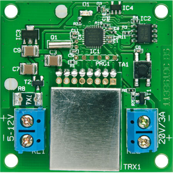 Vielseitig in Aktion – Homematic®-Schaltaktor für Batteriebetrieb