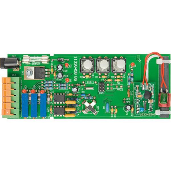 Zeitanzeige per Lorentzkraft – DCF-Uhr für Drehspulinstrumente DUD 1