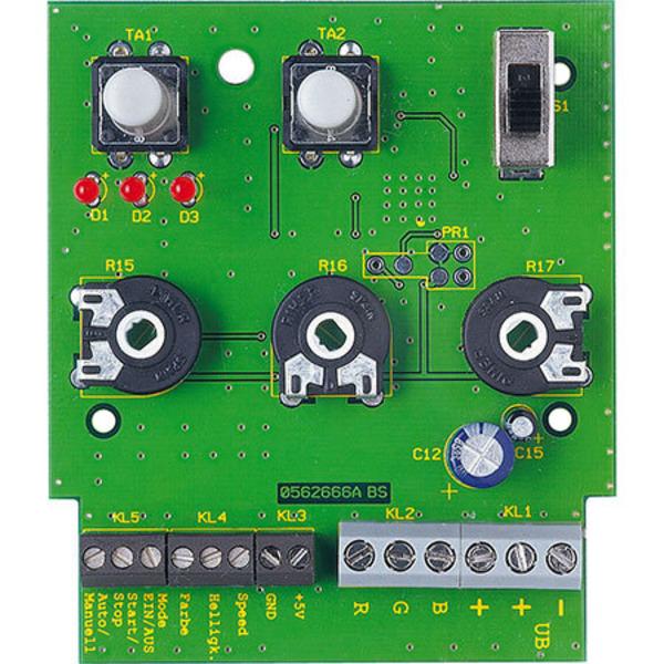 RGB-Farbwechsler RGB 300 für LEDs