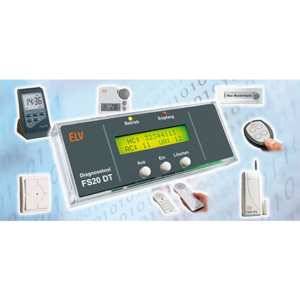Diagnose-Tool FS20 DT