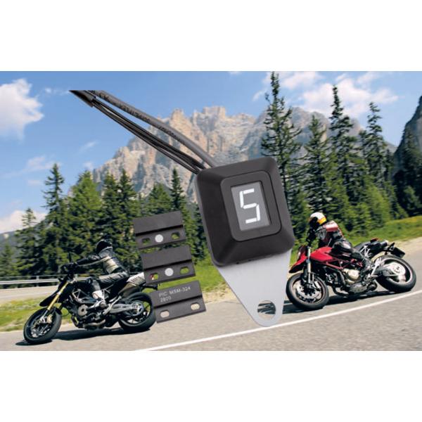 Auf einen Blick – Motorrad-Ganganzeige MGA 100 Teil 2/2