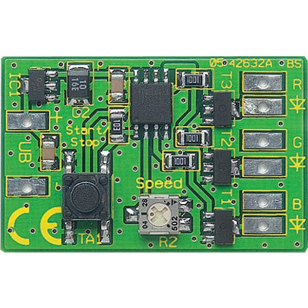 Mini-RGB-Farbwechsler RGB 100 für LEDs