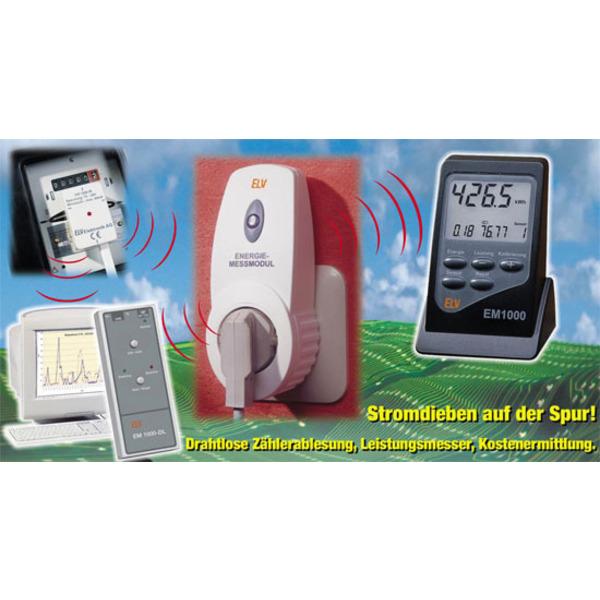 Wirkleistungsmesser EM 1000-EM