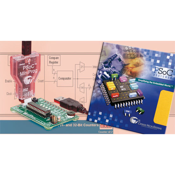 PSoC™ - Programmable System-on-Chip Teil 2/2
