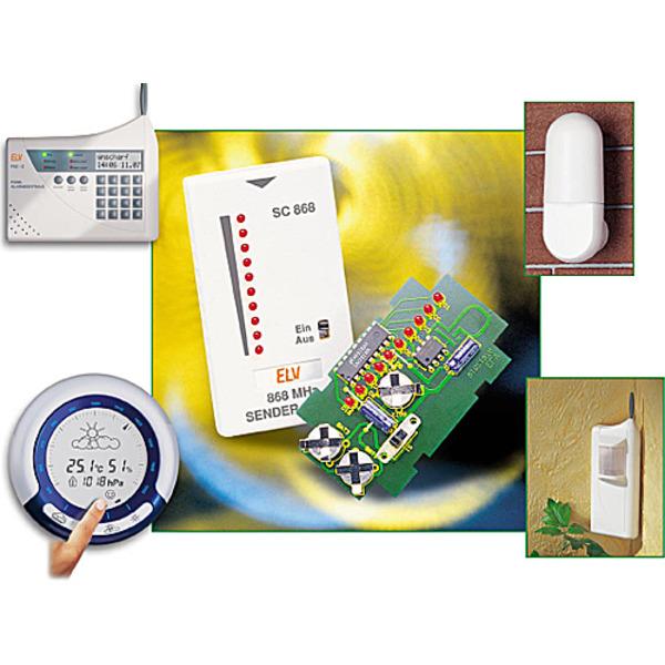 868-MHz-Sender-Check SC 868