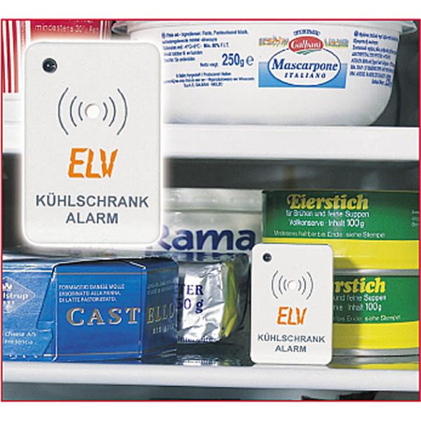 Alarm aus der Kälte - Kühlschrank-Alarm KA1