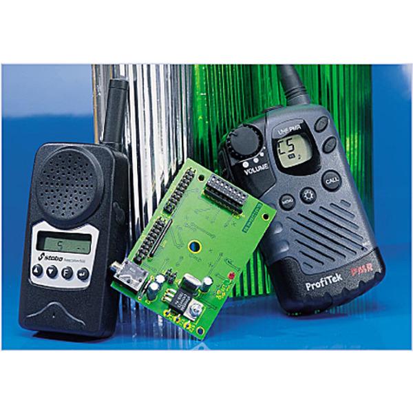 Schaltsignalübertragung mit LPD-/PMR-Funkgeräten