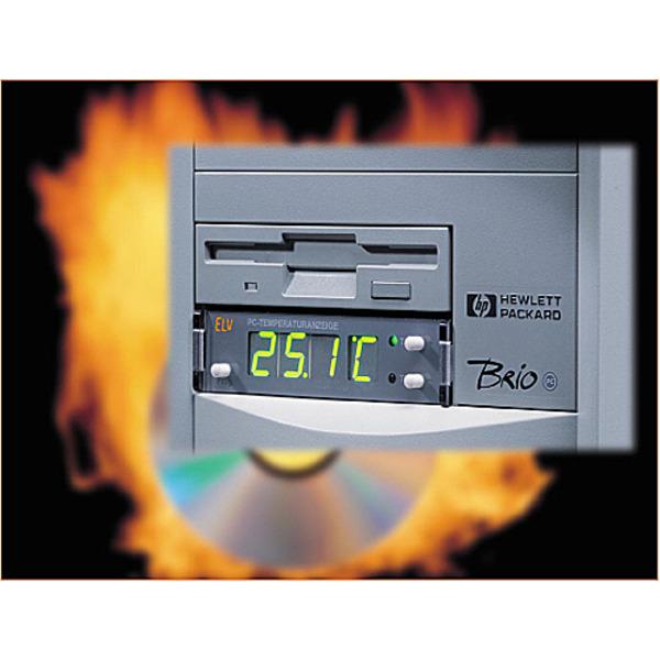 2-Kanal-Temperaturanzeige und Lüftersteuerung für PCs Teil 2/2