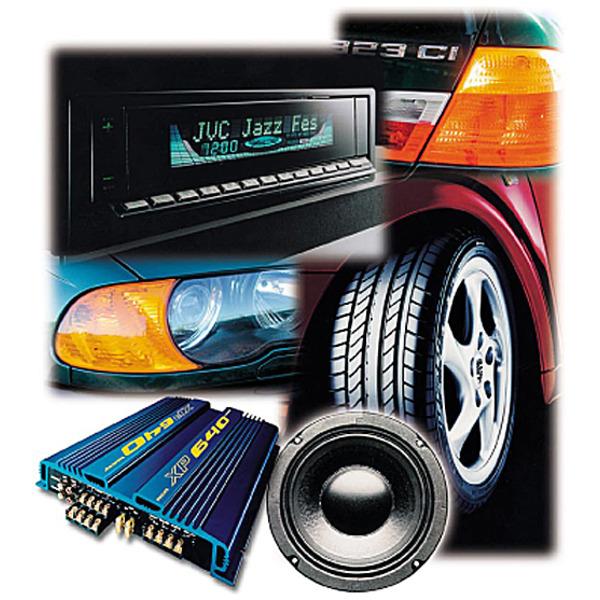 Sound auf Rädern - Auto HiFi selbst eingebaut Teil 4/4