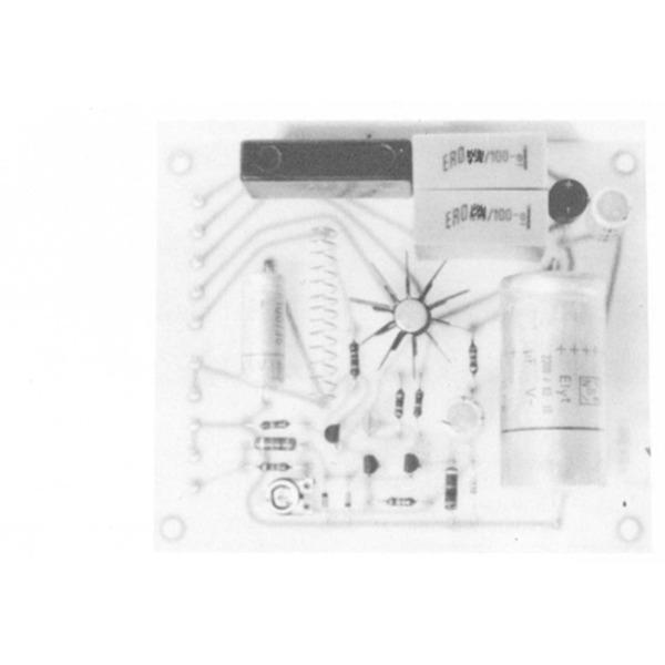 Elektronisch stabilisiertes Netzgerat 0 — 30 V, 1 A
