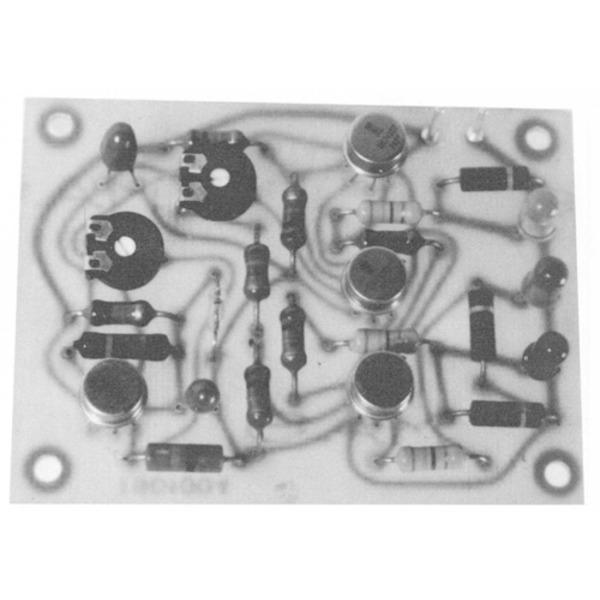 Autobatterie Spannungsüberwachung