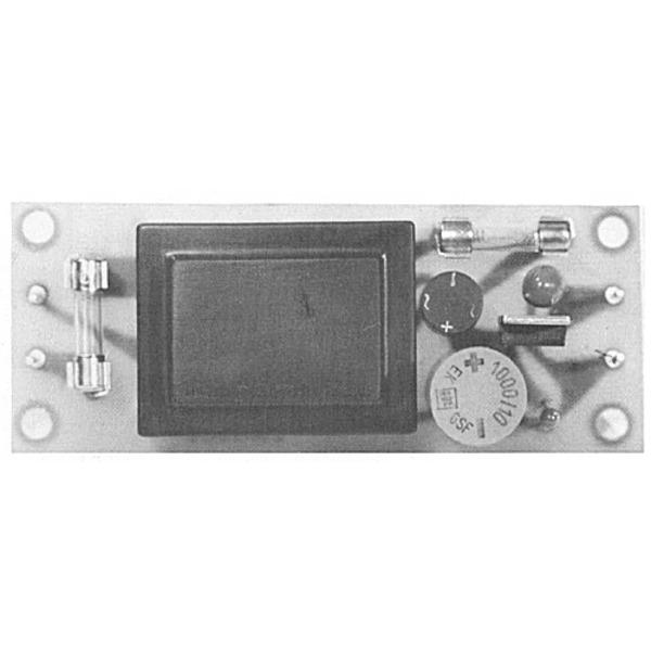 Elektronisch stabilisierte 5V Spannungsquelle