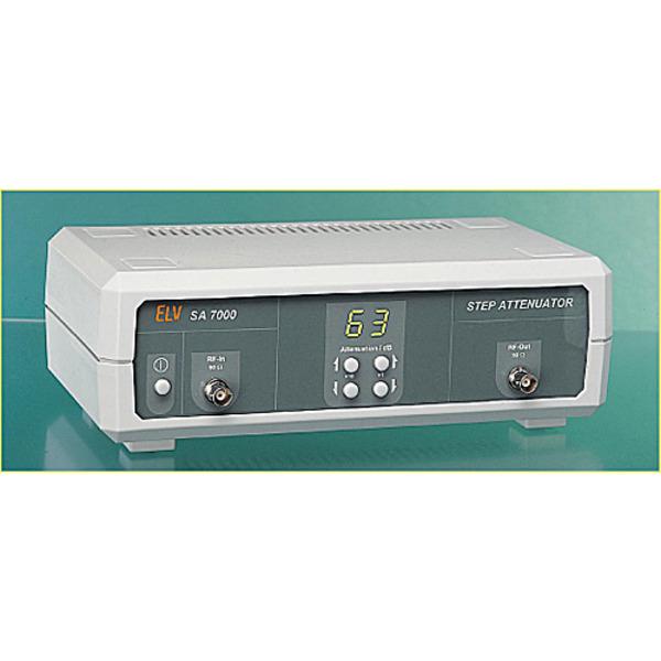 HF-Dämpfungsglied SA 7000 63 dB/1dB-Einstellschritte / 1GHz Teil 2/2