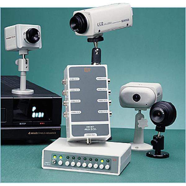 8-fach-Videomultiiplexer VM 801 Teil 1/2