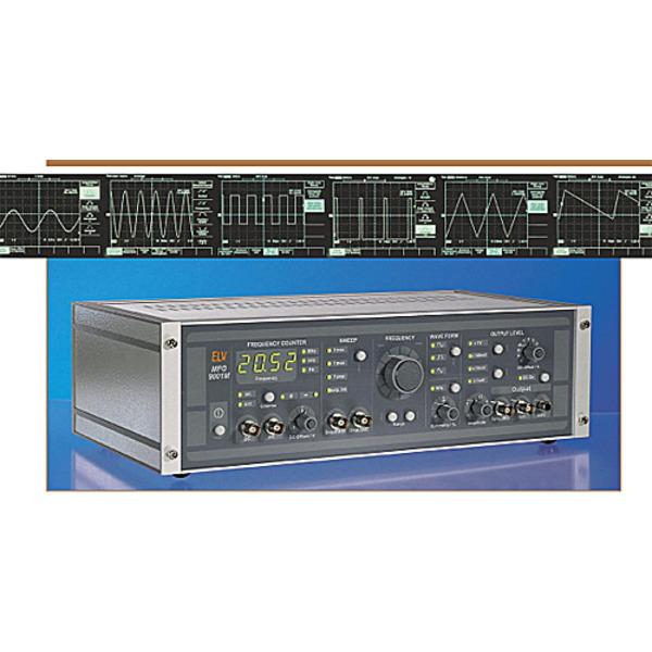 Multi-Funktions-Generator MFG 9001 Teil 2/3