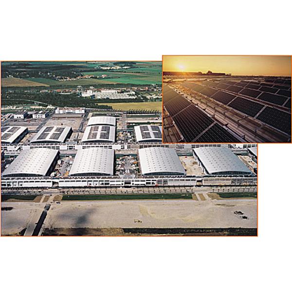 Solarzellen-Strom aus der Sonne Teil 2/2