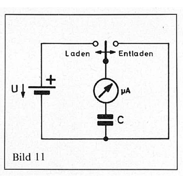 Grundlagen für die Elektronik Teil 3/9: Das elektrische Feld und der Kondensator