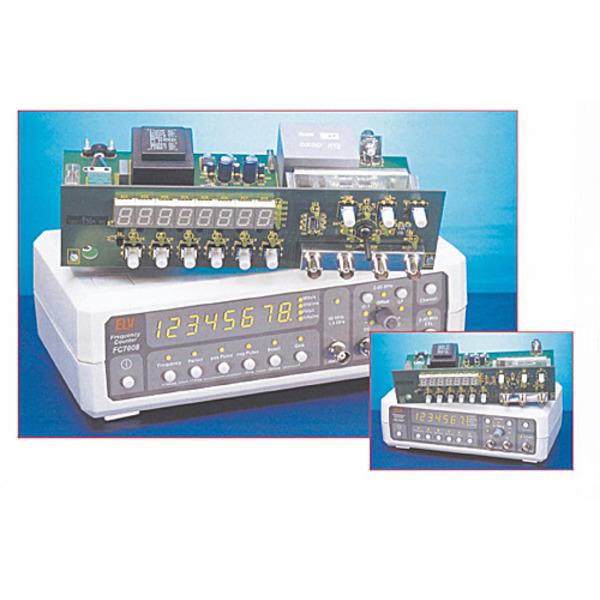 Universal-Frequenzzähler bis 1,3 GHz FC 7007/7008 Teil 3/3