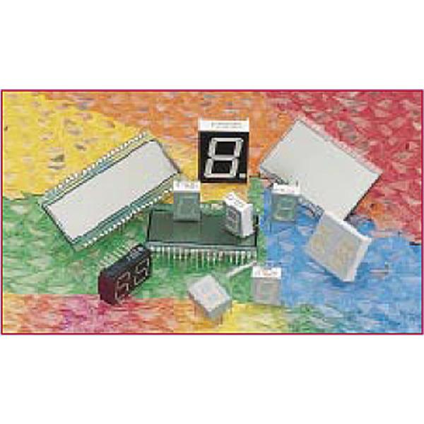 LED/LCD-Anzeigen - 7-Segment-Anzeigen