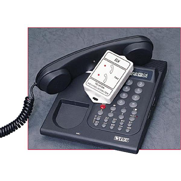 Nimm eins mehr Automatischer Telefon-Wechselschalter TW 2 035053