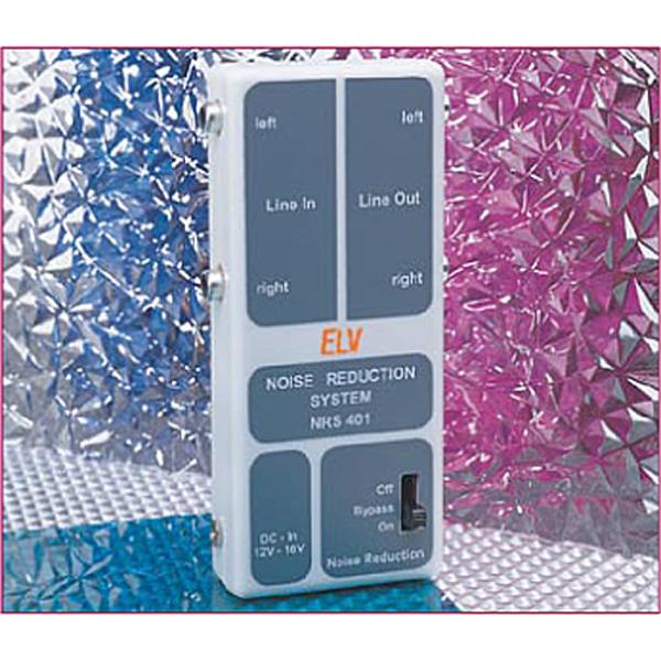Audio-Rauschunterdrückungssystem NRS 401 Teil 3/3