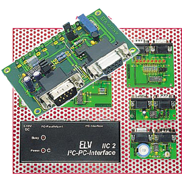 I2C-AD-DA-Board