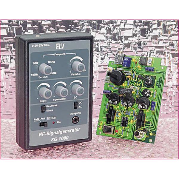NF-Signalgenerator SG 1000