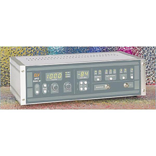1000 MHz-Hochfrequenz-Generator HFG 9000 Teil 6/7