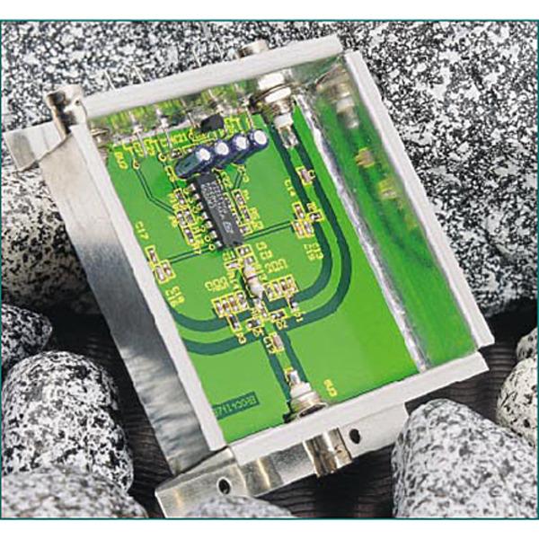 PIN-Dioden-Umschalter SPDT 1800
