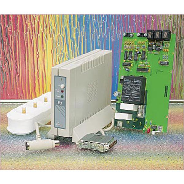 Ein-Ausschalt-Automatik für PCs: PC-Timer-Switch TS 3000 Teil 1/2