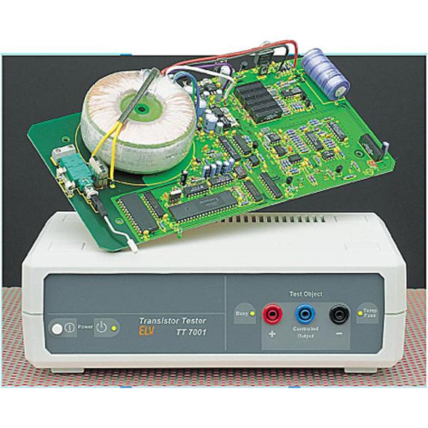 PC-Transistortester TT 7001 Teil 1/3