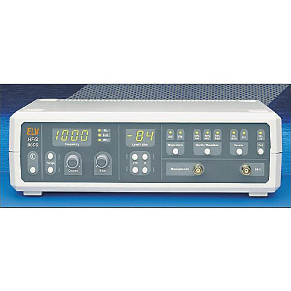 1000 MHz-Hochfrequenz-Generator HFG 9000 Teil 1/7