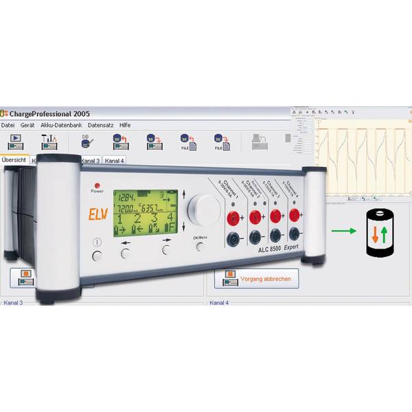 Akku-Lade-Center ALC 8000/ALC 8500 Expert Teil 7/8